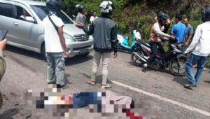 Tergelincir di Jalan Hitam, Seorang Siswa Tewas Dilindas Truk
