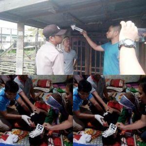 Pelajar di Kuala Jambi Ditemukan Tewas Gantung Diri di Teras Rumah