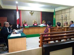 Sidang Pemeriksaan Saksi Untuk Elhelwi dkk, Mantan Pimpinan DPRD Jadi Saksi Lagi