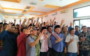 Mantan Tim HBA-Zola-Sukandar-Hamdi Bersatu di Pengukuhan Tim Al Haris di Tebo
