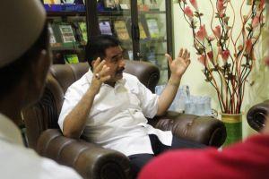 Kejar Visi Kerakyatan Calon, SAH Wawancarai Langsung Dengan Calon Bupati dan Walikota