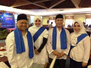 Pengurus Ikatan Saudagar Muslim Indonesia Jambi Dikukuhkan, Hariatia Ketua, Azhar Mulia Sekretaris
