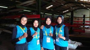 Srikandi PODSI Jambi Melaju ke Babak Final Pra-PON di Karawang Jabar