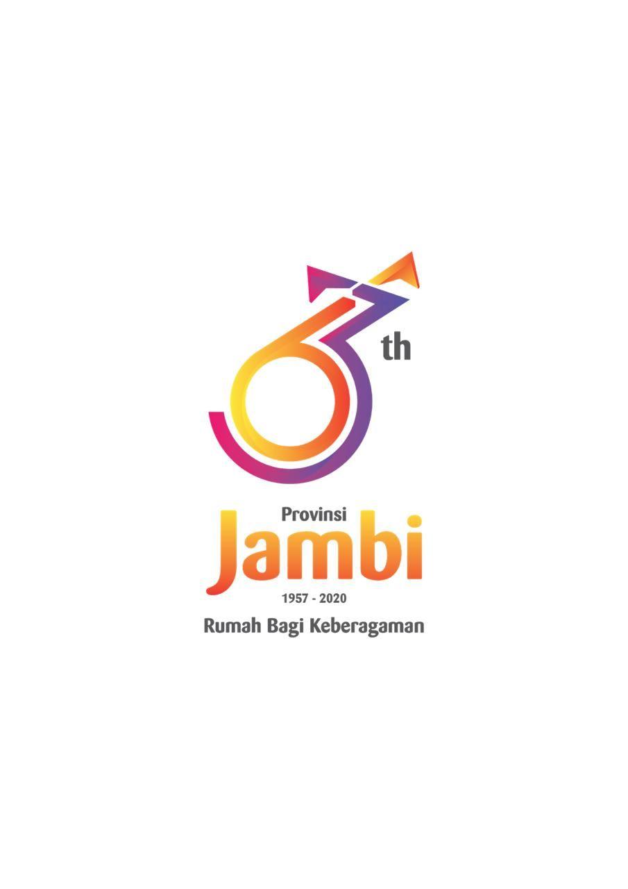 Pemprov Perkenalkan Logo Resmi Hut Jambi Ke 63 Tahun 2020 Ini Maknanya