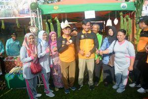 Fachrori Apresiasi Masyarakat yang Ikut Meriahkan Kegiatan HUT Provinsi Jambi