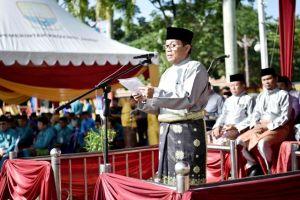Fachrori Paparkan Keberhasilan di HUT Jambi, Zona Hijau dari Ombudsman hingga Angka Kemiskinan Turun