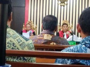 Bantah Hampir Keseluruhan BAP, Hakim Sebut Keterangan Paut Sudah Tidak Benar