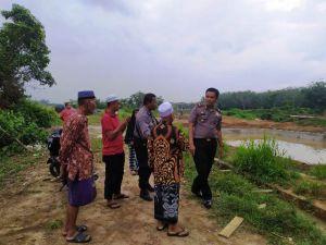 Dilapor Ibu 4 Anak, Polsek Tabir Akhirnya Turun ke Lokasi PETI Dam Semanyo