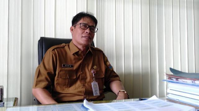 Kepala Balitbanga Provinsi Jambi Azrin/Doc/Jamberita.com