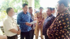 Datangi Samsat Merangin, Komisi II DPRD Provinsi Jambi Temukan Alat Pelayanan yang Rusak