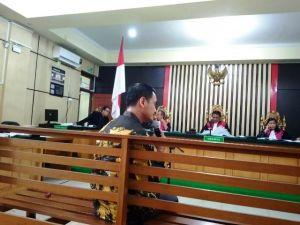 Zola Sempat Protes ke Hakim Ditanyakan Soal Kedekatannya dengan Apif