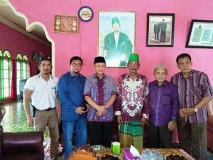 Ivan Wirata Ajak Cek Endra Temui Tokoh Bugis di Desa Tangkit Baru Muaro Jambi