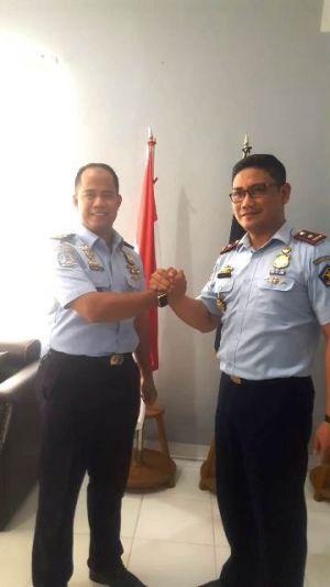Kepala Kantor Imigrasi Kualatungkal Agus A. Majid Diganti, Ini Pejabat Barunya