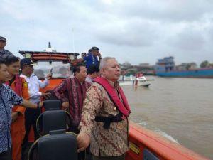 Hari Ketiga Pencarian Orang Hilang di Sungai Pengabuan Belum Membuahkan Hasil