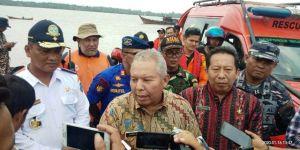 Safrial Ingatkan Warga Harus Sadar Bahaya Berenang di Sungai Pengabuan