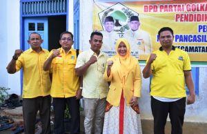 Pengurus Golkar Batanghari Sebut Yunninta Asmara Laksana Nurul Arifin Di DPP Golkar