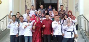 Edi Yakin Presiden bakal Pertimbangkan Guru Honor di Jambi Jadi PNS, Jika Sama-sama Berjuang