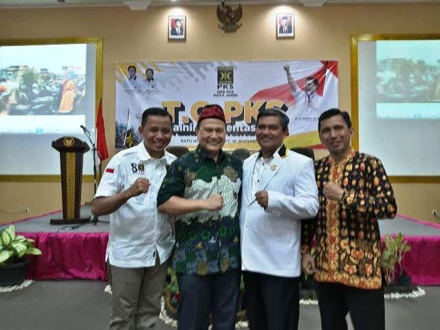 Partai Gelora Gencar Bajak Kadernya, Mardani Ali Sera: PKS Bahagia Saja