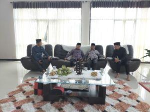 Setelah Bupati,  Al Haris Dapat Dukungan dari Mantan Bupati Kerinci Murasman