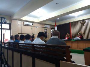 Belasan Anggota Dewan yang Bantah Terima Uang Ketok Palu Dihadirkan di Sidang Effendi Dkk