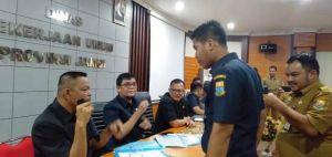 Komisi III Sidak ke Dinas PUPR Cek Jumlah PTT Yang Capai 300 Orang