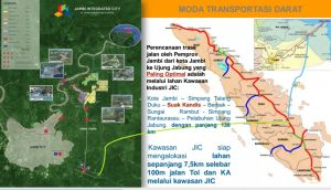 DPRD Provinsi Dukung Realisasi Kemingking Jadi Kawasan Terpadu Modern Perdana di Jambi