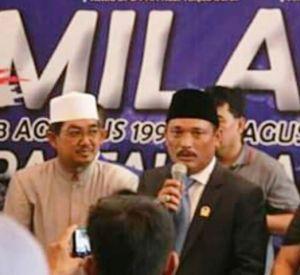 PAN Tanjabbar Pastikan Dukungan ke UAS Sudah Matang, Ucok Mora: Gratis Tanpa Mahar!