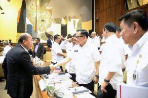 Kemendagri Raker Bersama Komisi II DPR Bahas RUU Yang Masuk Prolegnas 2020 - 2024