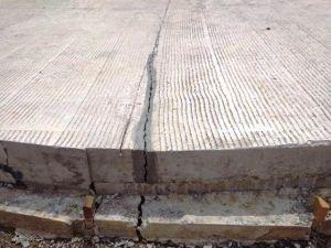 Baru Seumur Jagung Jembatan Sugeng Senilai Rp 16 Miliar Patah