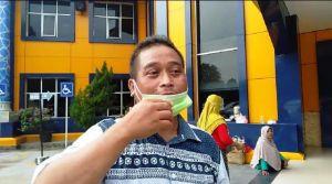 Antisipasi Virus Corona, Pengunjung RSUD Raden Mattaher Gunakan Masker Jenguk Keluarga