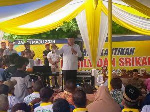 Cek Endra Resmi Kukuhkan Tim Family Dan Srikandi Bungo