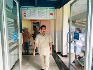 Antisipasi Virus Corona Di Jambi, SAH Harap Pemerintah Lakukan Koordinasi Lintas Sektoral