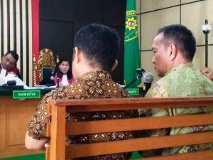 Effendi Hatta Akui Terima Uang Ketuk Palu dan Komisi III