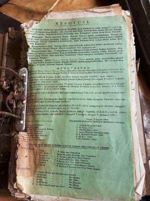 Desak Terbentuknya Provinsi Jambi, Zakaria Kirim Surat ke Wapres Hingga Ikuti Kongres Rakyat Jambi