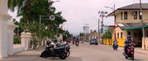 Aturan Baru Pemkab Tanjabbar Bikin Bingung, Ada Rambu Larangan Parkir Tapi Boleh Parkir