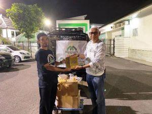 Fasha Sumbang Alquran untuk Pesantren di Air Hitam Sarolangun