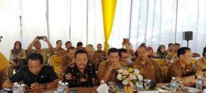 Hadiri MusrembangDes di Bajubang, Sapuan: Jalan Provinsi di Batanghari Segera Diperbaiki