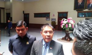 Sambangi DPRD Provinsi Jambi, Menhan Singapora Minta Kerjasama Dipermudah