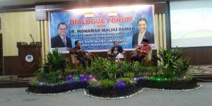 Menteri Pertahanan Singapura Jadi Pembicara Di Forum Dialog UIN STS Jambi