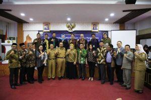 Gubernur Ajak Komite IV DPD RI Bersinergi Kembangkan UMKM