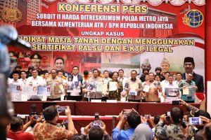 Nekat! Mafia Properti Palsukan Suami-Istri Rugikan Rp85 Miliar Berhasil Dibekuk Polda Metro