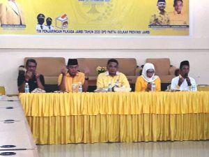 Resmi Mendaftar di Golkar, Sukandar Ungkap Alasannya Pilih Jadi Cawagub
