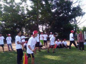 Puluhan Anak Berkebutuhan Khusus Ambil Bagian di  UNFIED Sport Competiton