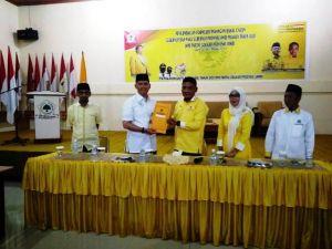 Fasha Sebut DPP Buka Skenario Perjodohan Kader Internal Golkar di Pilgub 2020