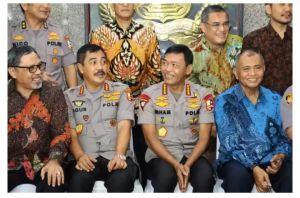 100 Hari Idham Aziz, Dukung Visi Jokowi, Polri Tangkap Teroris Eks-ISIS Hingga Bongkar Mafia Minyak