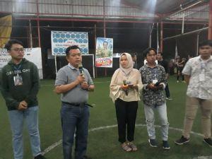 Antusias, Al Haris Tutup Turnamen Futsal Lintas Organisasi Mahasiswa-Pelajar Kerinci-Sungai Penuh