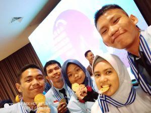 Anak IW Dkk Kembali Harumkan Titian Teras Jambi di Kancah International, Ini Temuannya