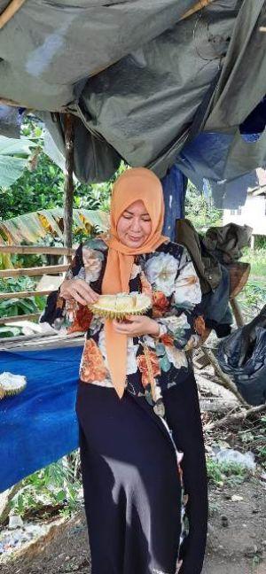 Wujudkan Ekonomi Unggul, Yunninta Siapkan Program Budidaya Durian Musang King Di Batanghari