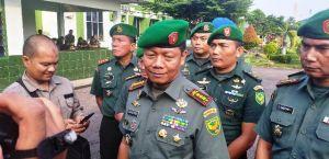 Kapolda Jadi Irup di Makorem, Danrem 042/Gapu: Upacara Gabungan TNI/POLRI Tumbuhkan Jiwa Patriotisme