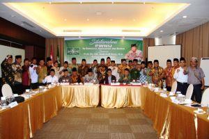 Datang ke Jambi, PWNU se-Sumatera, Kalimantan, dan Banten Minta KH. Said Aqil Siradj Maju Lagi